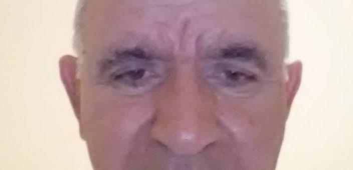 GRIQ member 73: Nicos Gerasimou