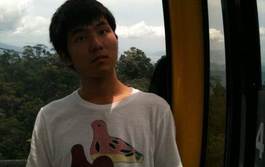GRIQ member 76: Yushi Kawarai
